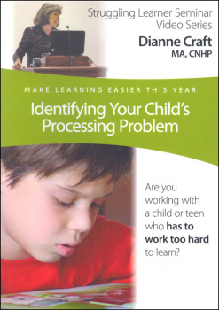 Identifying Your Child's Processing Problem DVD