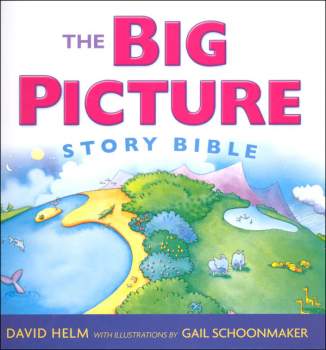 Big Picture Story Bible Hardcover