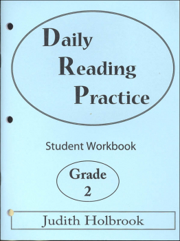 Daily Reading Practice Student Workbook Grade 2