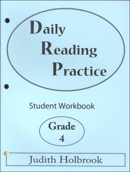 Daily Reading Practice Student Workbook Grade 4