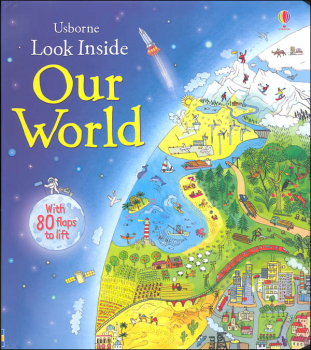 Look Inside Our World (Usborne)