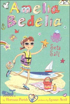Amelia Bedelia Sets Sail (Chapter Book #7)