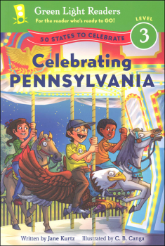 Celebrating Pennsylvania Level 3 (Green Light Reader)
