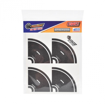 Classic Road Series Sticker Sheet - Tight Curves 1:128 Scale