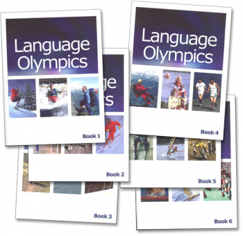 Language Olympics Set Books 1-6