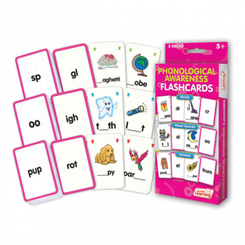 Phonological Awareness Flashcards