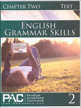 English Grammar Skills: Chapter 2 Text