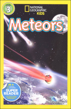 Meteors (National Geographic Reader Level 2)
