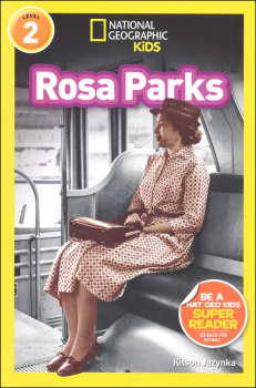 Rosa Parks (National Geographic Reader Level 2)