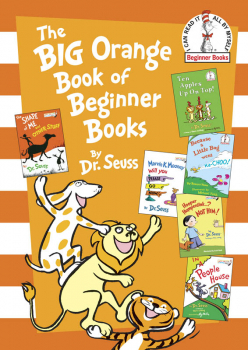 Big Orange Book of Beginner Books