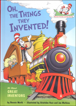 Oh, the Things They Invented: All About Great Inventors