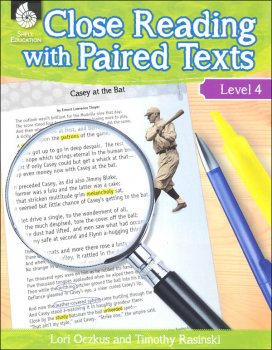 Close Reading With Paired Texts Level 4