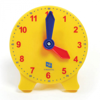 Student Geared Clock