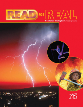 Zaner-Bloser Read for Real Level C Student Edition