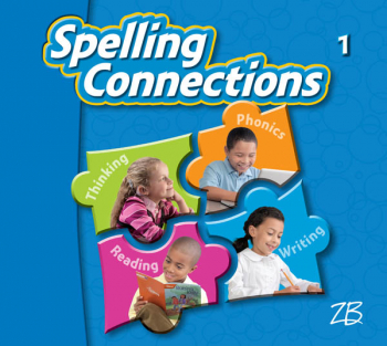 Zaner-Bloser Spelling Connections Grade 1 Student Edition (2012 edition)