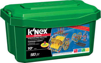 K'Nex Renewable Energy (583 Pieces)