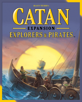 Catan: Explorers & Pirates Game Expansion
