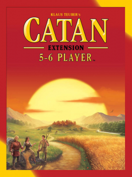 Settlers of Catan 5-6 Player Expansion