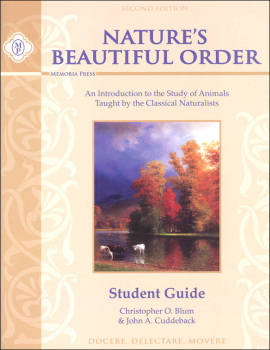 Nature's Beautiful Order Student Guide Second Edition
