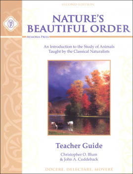 Nature's Beautiful Order Teacher Guide Second Edition