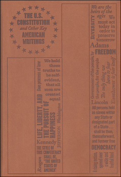 U.S. Constitution and Other Key American Writings (Canterbury Classics)