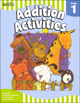 Addition Activities: Grade 1 (Flash Skills)