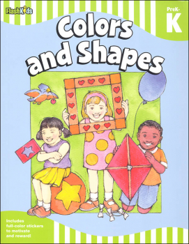 Colors & Shapes: Grade PreK-K (Flash Skills)