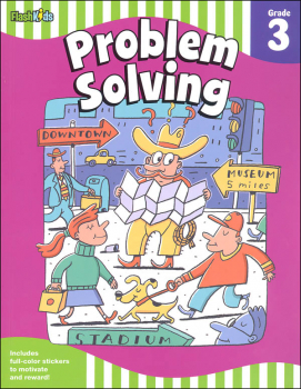 Problem Solving: Grade 3 (Flash Skills)