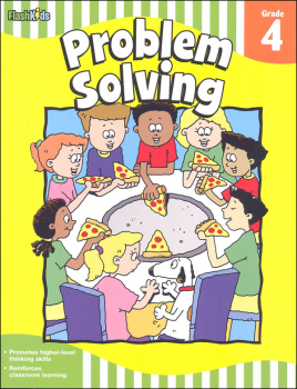 Problem Solving: Grade 4 (Flash Skills)