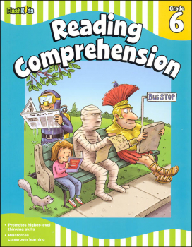 Reading Comprehension: Grade 6 (Flash Skills)