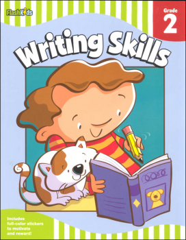 Writing Skills: Grade 2 (Flash Skills)