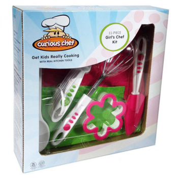 Girl's Chef Kit (11 pieces)