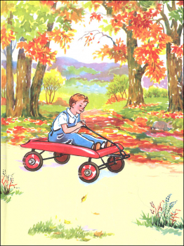Anything Can Happen Grade 1 Book 7 (Alice and Jerry Basic Reading Program)
