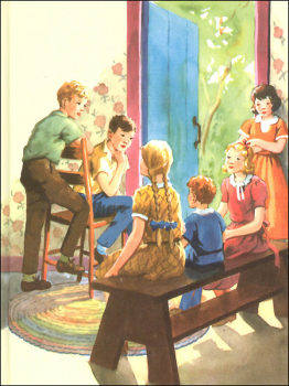 Five-Half Club Grade 3 Book 3 (Alice and Jerry Basic Reading Program)