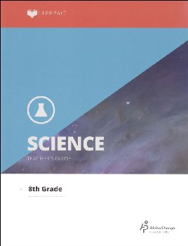 Science 8 Lifepac Teacher's Guide