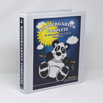 Kindergarten Complete: Semester One - (Additional Student Workbook