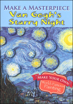 Van Gogh's Starry Night (Make a Masterpiece Little Activity Books)