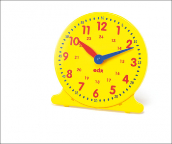 24-Hour Student Clock