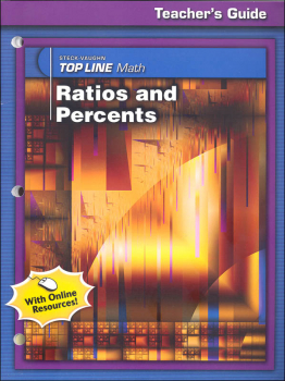 Top Line Math: Ratios & Percents Teacher