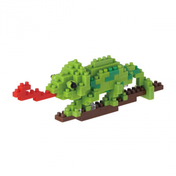 Nanoblock - Chameleon Mini (120+ Pieces)