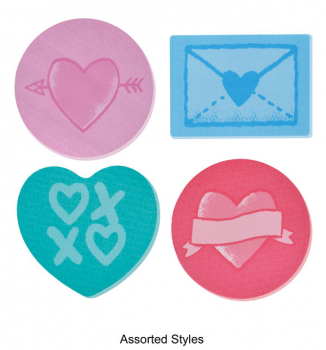 "Post-It Super Sticky Notes - Love Notes Collection (3"" x 3"")"