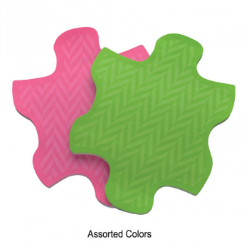 "Post-It Super Sticky Notes - Puzzle Shape (3""x3"")"