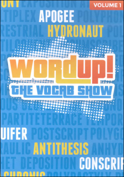 Wordup! The Vocab Show Volume 1 DVD
