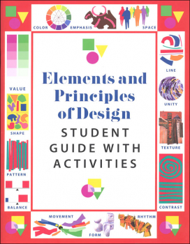 Elements and Principles of Design Student Guide with Activities