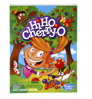 Hi-Ho! Cherry-O Kids Classic Game