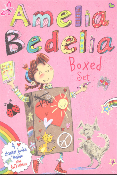 Amelia Bedelia Chapter Books Boxed Set #2
