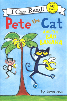 Pete the Cat and the Bad Banana (I Can Read! My First)
