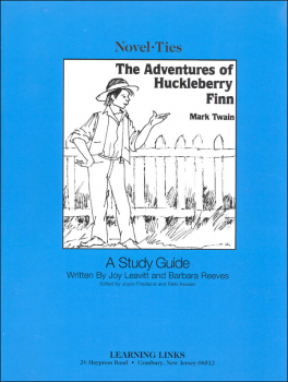 Adventures of Huckleberry Finn Novel-Ties Study Guide