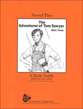 Adventures of Tom Sawyer Novel-Ties Study Guide