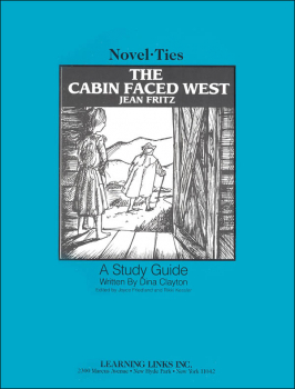 Cabin Faced West Novel-Ties Study Guide